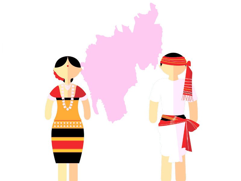 kokborok language translation